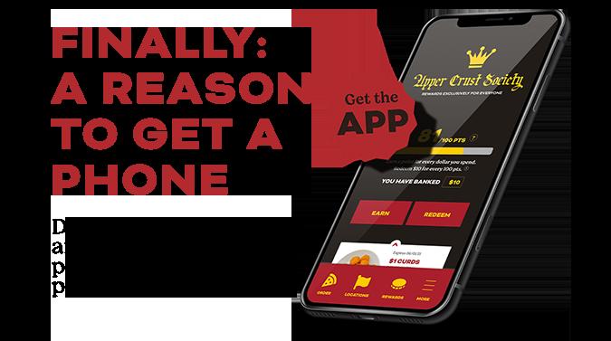 Taste test our new app
